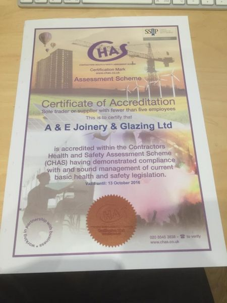 Chas accreditation for another year: Swipe To View More Images