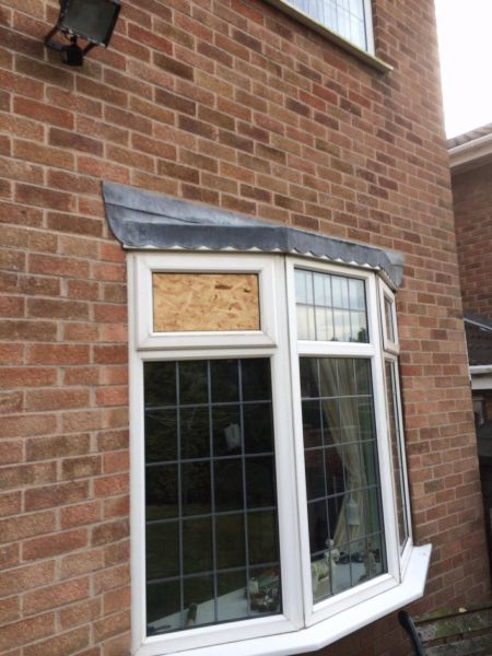 Another callout to a burglary todayMust have been small and nimble to get in there: Swipe To View More Images