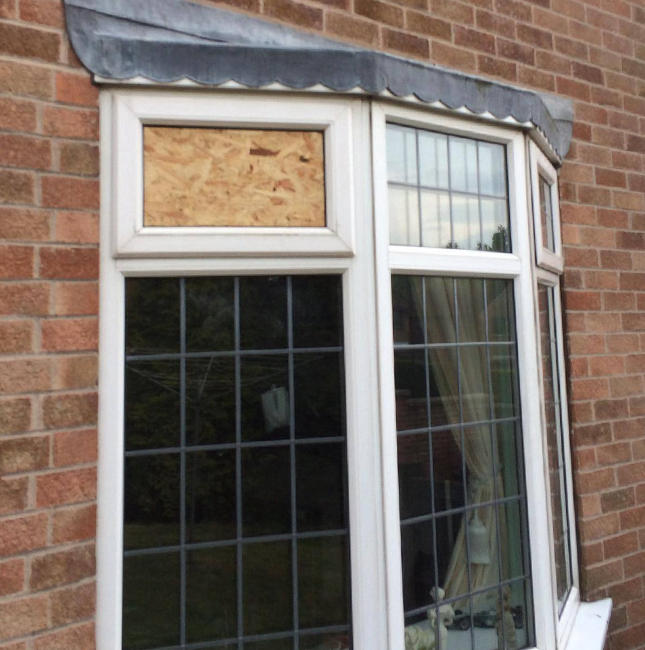 Domestic window repair